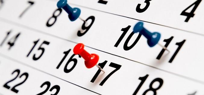 Calendario Fiscale.Cambia Il Calendario Fiscale Proroga Versamenti Isa Al 30